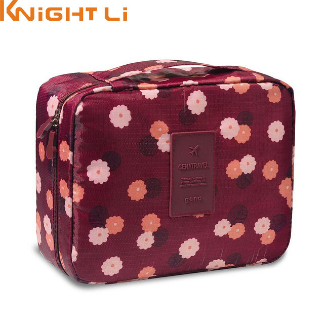 New Man Women Makeup bag Cosmetic bag beauty Case Make Up Organizer Toiletry bag kits Storage Travel Wash pouch msq make up bag pink and portable cosmetic bags for professional makeup artist toiletry case new arrival