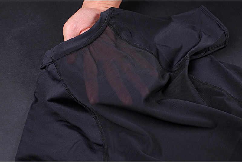 MAIJION المرأة الأسود مطاطا قميص يوجا ، مثير شبكة المرقعة بلوزات قصيرة الأكمام ، سريعة الجافة الصالة الرياضية اللياقة البدنية تشغيل الرياضة تي شيرت