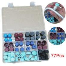 Port Dust Cap Set 77Pcs Universal A/C R134A R12 High Low Side Valve Core Service Easy To Install