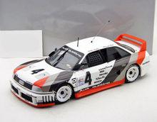 1/18 Minichamps AUDI 90 QUATTRO IMSA-GTO DIECAST MODEL CAR 1989 #4