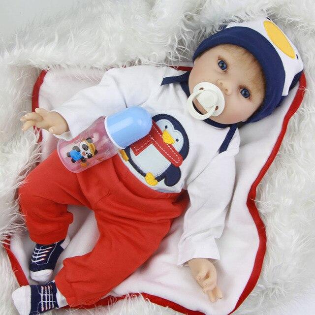 Кукла-младенец KEIUMI 22INCHKUM2017310 2