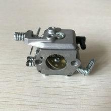 Карбюратор бензопилы carb. Подходит для 017 018 MS170 MS180 бензопилы запасные части(Walbro тип