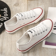 Sneakers Canvas Flat Shoes PU27