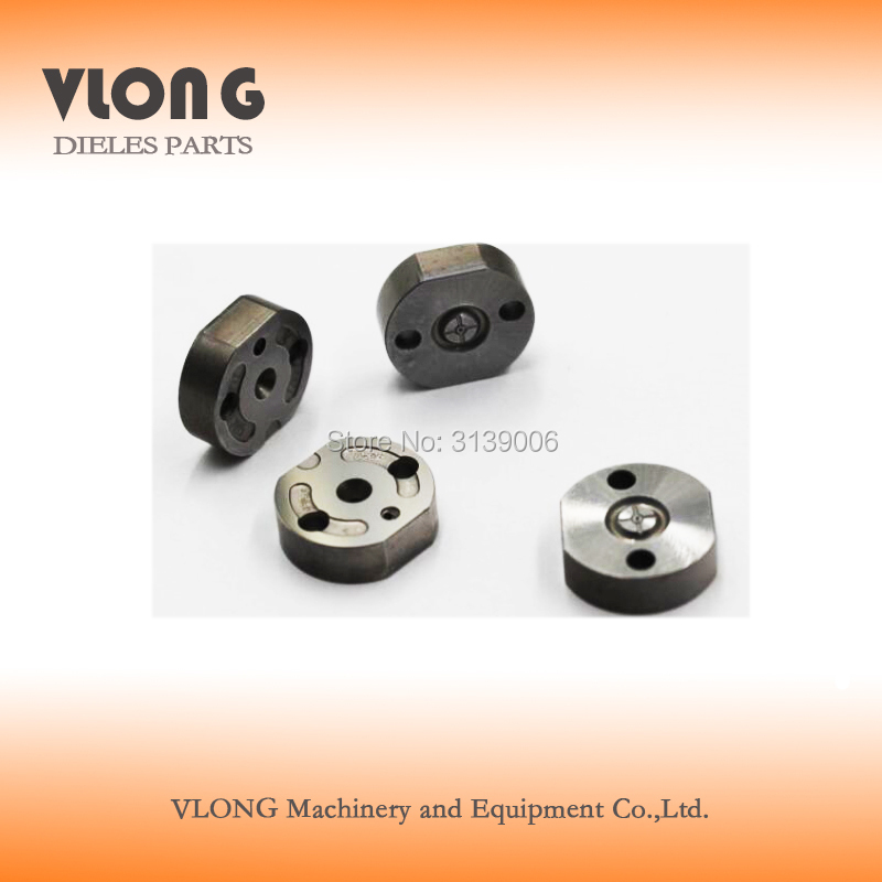 Identification number 10 common rail fuel injector parts 10# raft board assembly Raft valve