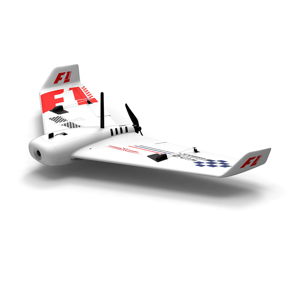 F1 Wing Glider 83.3cm Wingspan Super High Speed FPV EPP Racing Wing Remote Control Aircraft ESC Brushless Motor RC Airplane PNP arf combo package including motor esc servo propeller remote control electric powered new hugin 2 2m v tail glider rc airplane v