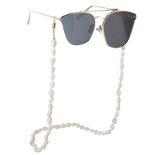 Fashion Conch Shell Reading Glasses Chain Sunglasses Eyewears Cord Holder Neck S