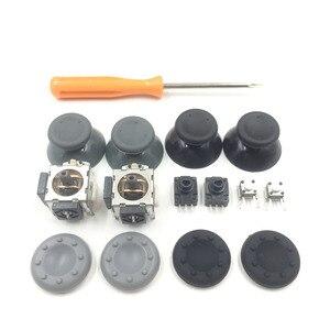 Image 4 - 3D アナログジョイスティックセンサーモジュールポテンショメータ親指スティック xbox 360 、 RB 、 LB RT LT スイッチボタンドライバー