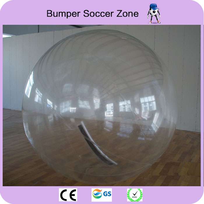 Free Shipping 2.5m 0.8mm PVC Inflatable Water Walking Ball Human Hamster Ball Zorb Ball Plastic Ball Water Balloon ao058h 2m helium balloon ball pvc helium balioon inflatable sphere sky balloon for sale