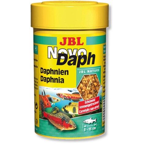 JBL Fish Food Natural Daphnia Tropical Aquarium Small Fish Feed