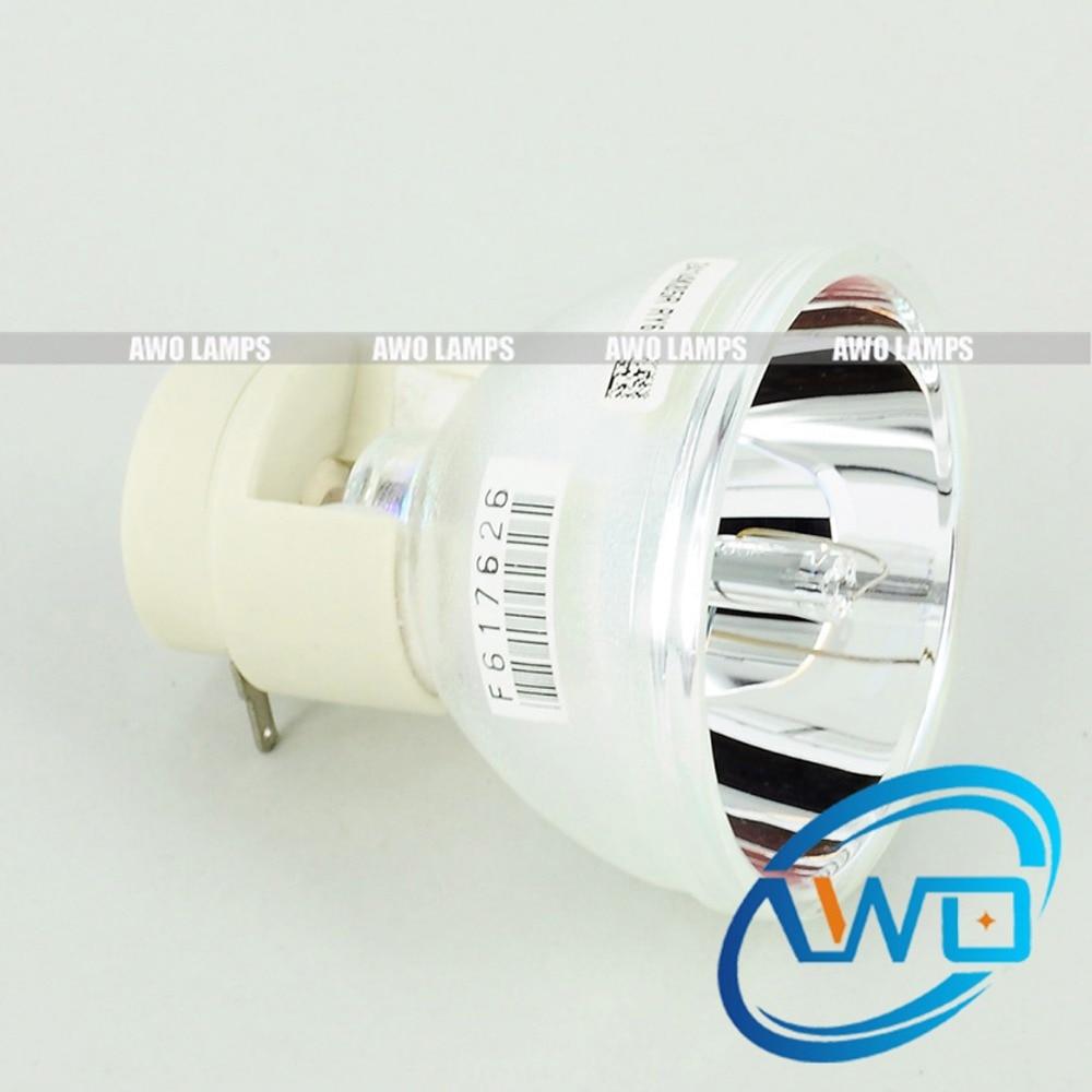 150DAY garantie AWO ampoule de projecteur d'origine pour OSRAM P-VIP240/0.8 E20.9N nu pour BENQ W1070 W1080ST MW731 MW7356/5J. J7L05.001