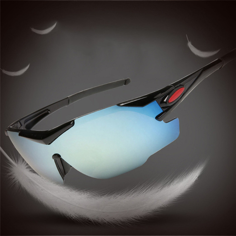 Polarized Sunglasses Bicycle Glasses in Cycling Eyewear Mountain Biking Ski Cycling Glasses Sport Glasses oculos ciclismo #2M12