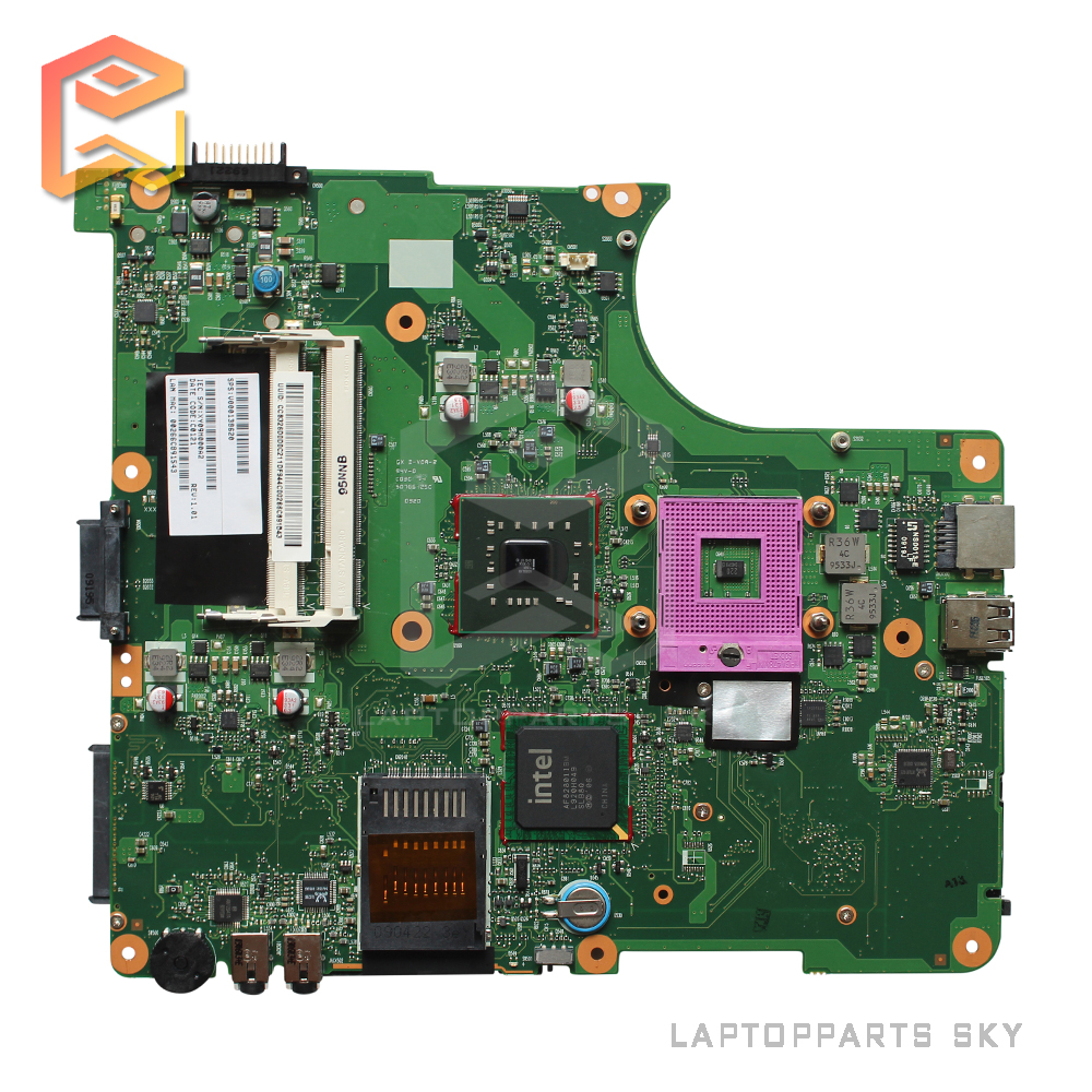 Stock new original laptop motherboard for Toshiba satellite L300 mainboard 6050A2264901-MB-A03 fully tested work well elikor эпсилон 50 медный антик золото