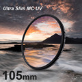 W-Tianya 105mm Ultra Slim MCUV Filter Pro 1 Multi-Coated  MC UV Lens Filter for Canon Nikon Sony Fujifilm OLYMPUS Pentax 105 mm