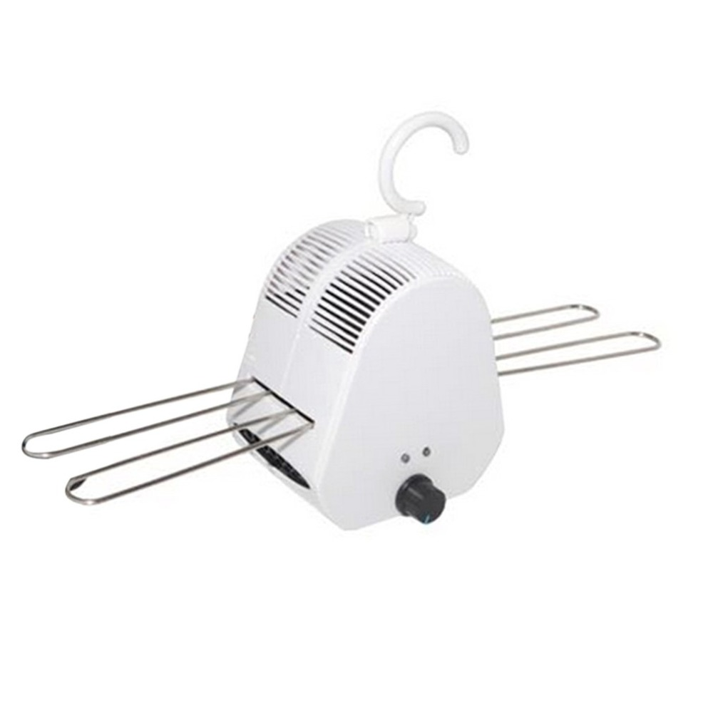 Clothes Dryer Folding Electric Clothes Drying Rack Portable Mini Clothing Shoes Heater Fast Drying Hanger Outdoor Travel dmwd bake shoe device drying machine sterilization antiperspirant folding portable electric shoes dryer boots gloves 110v 220v