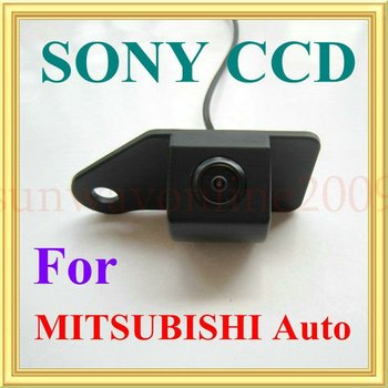HD !!!CAMERA FOR CCD CAR REAR VIEW REVERSE BACKUP SONY CHIP FOR MITSUBISHI RVR ASX image