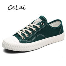 Celaiレプリカ古典ファッション男性の色2020を支援する新しい低加硫カジュアル野生学生靴a 011