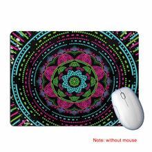 Новый игровой коврик для мыши прямоугольный принт с геометрическим