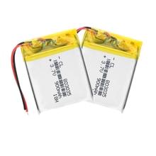Полимерная литиевая батарея 900 mah 3,7 V 803035 умный дом MP3 колонки литий-ионная батарея для dvr, gps, mp3, mp4, mp5 внешний аккумулятор, динамик