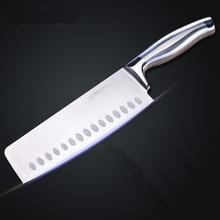 Freies Verschiffen VOSIN 4Cr13Mov Stahl Geschmiedet Handgemacht Koch Cleaver Küchenmesser Schneiden Fleisch Gemüse Multifunktionale Messer