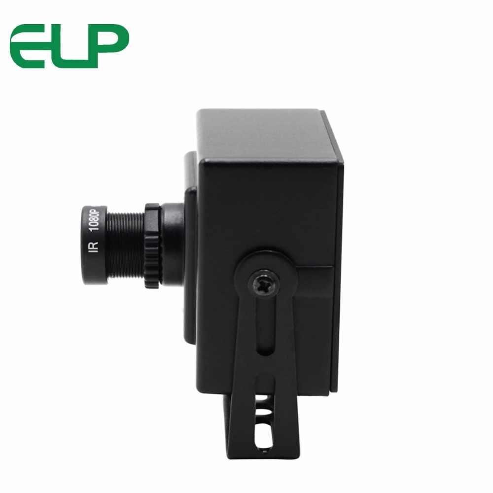 ELP 1280X720p 1.0 Megapixel HD Mini IP Camera Onvif P2P 720P CCTV Indoor Security Network IP Camera Support Android iPhone view