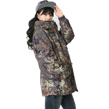 "New Premium ""Southplay"" Winter Waterproof 10,000mm Warming Jacket – Germany Camo Military"
