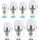 led bulb light e27 110v 220v 5630 5730 smd 5W 7W 9W 12W 15W 18W 22W daylight white 6500k warm whie 3000k high power lamp