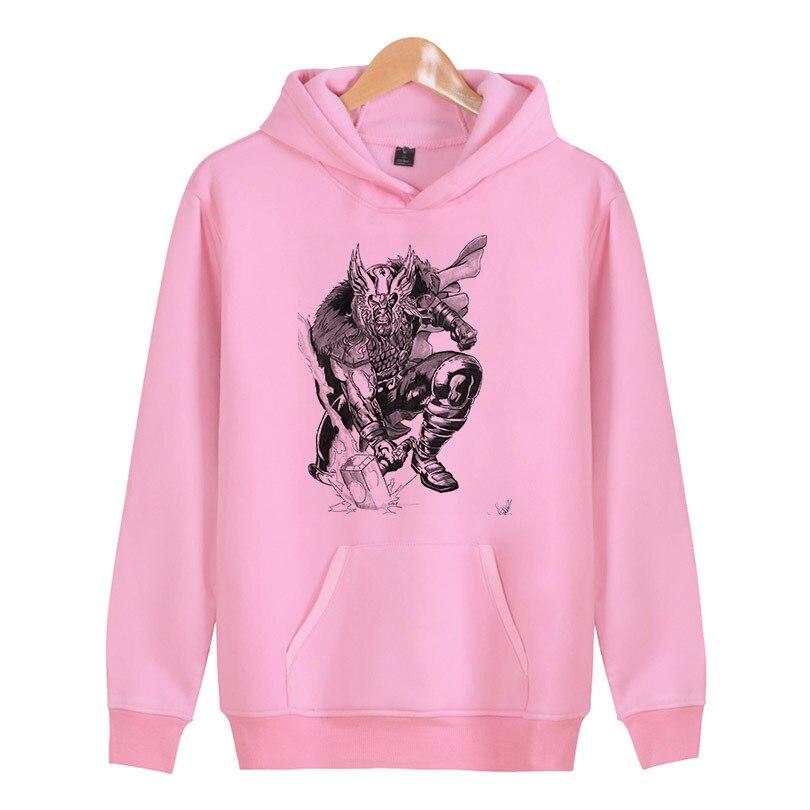 Vikings Letter Print Streetwear Hoodies Men 2019 New Arrival Sweatshirts Harajuku Brand Thick Tracksuit Casual Men's Hoody P6018