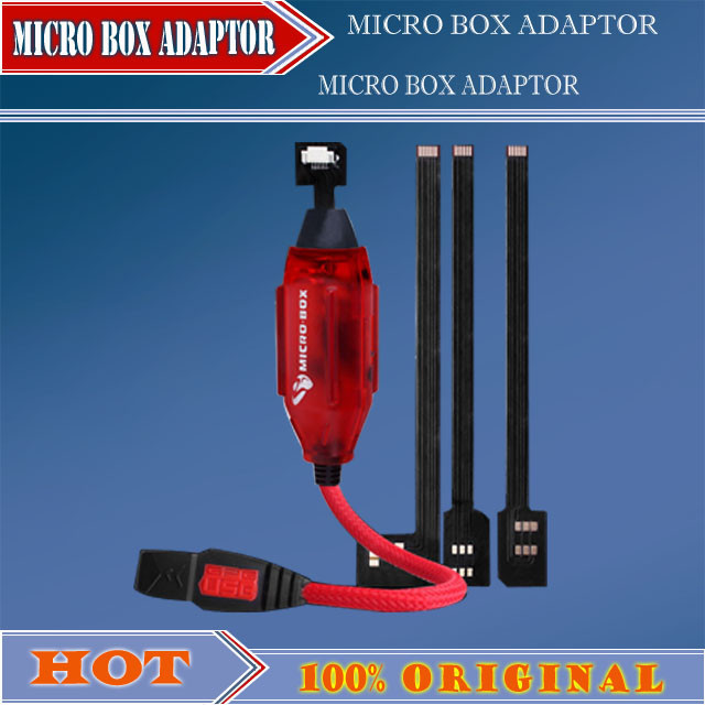 MICRO BOX ADAPTOR -gsm unlock