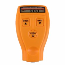 GM200 Digital Automotive Coating Ultrasonic Paint Iron Thickness Gauge Meter Tool Measuring thickness gauges diagnostic-tool