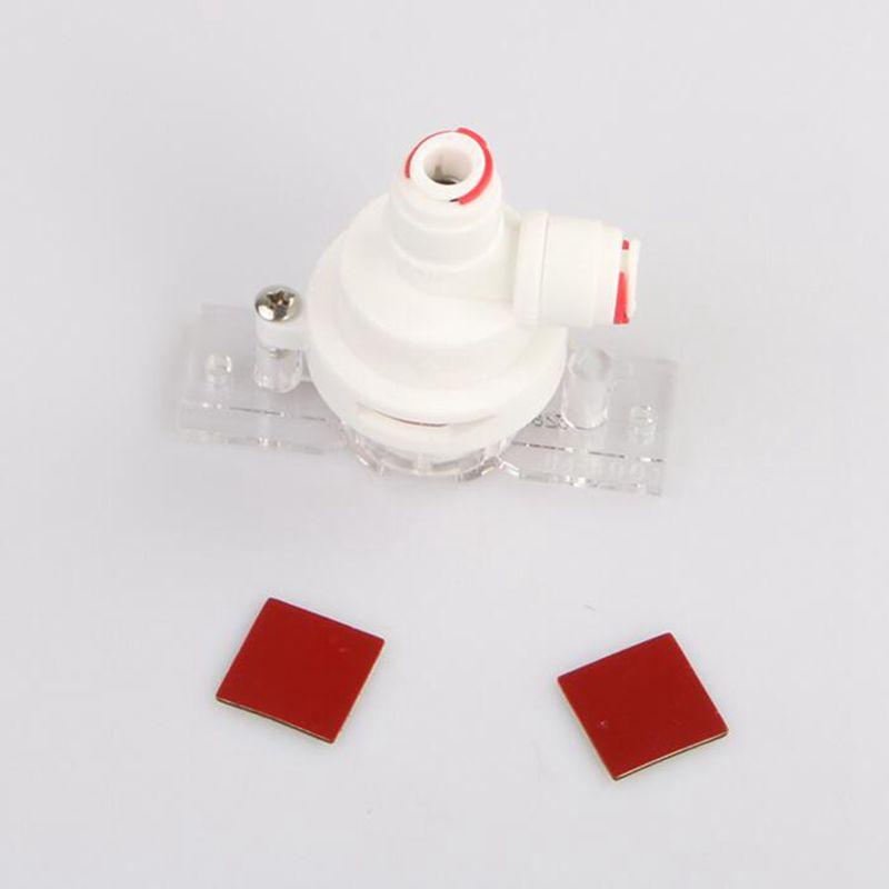 1/4 quick Fittings Wasserfilter Leckageschutz Schutz Schalter Drücken Maschine Ro Wasserfilter Umkehrosmose System Rohre & Armaturen Heimwerker