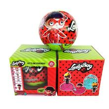 Surprise Lady Bug Dolls Pet With Lol Dolls For Kids Sleeping Baby Lol Magic Ball Action Figure Toy Ladybug Suprise Kids Toys