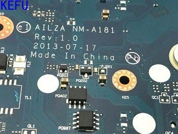 KEFU  AILZA NM-A181 REV : 1.0 Laptop Motherboard for Lenovo Z510 Notebook pc GT740M 2GB ( NEW ITEM,STOCK)