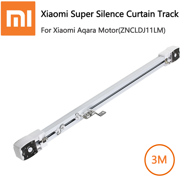 Original Xiaomi Aqara / Dooya KT82 / DT82 Engine Customizable Super Ganz Electric Curtain Track For Smart Home For 3m Or Less