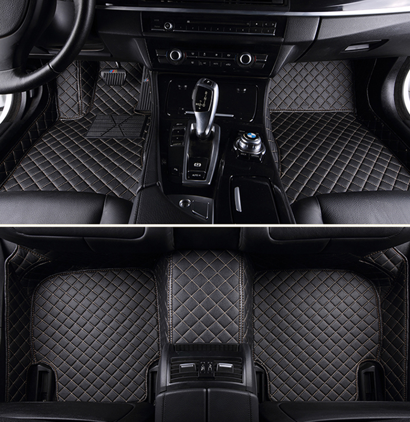 Car Mats For Volkswagen Vw Passat Cc B5 B6 B7 Polo Golf