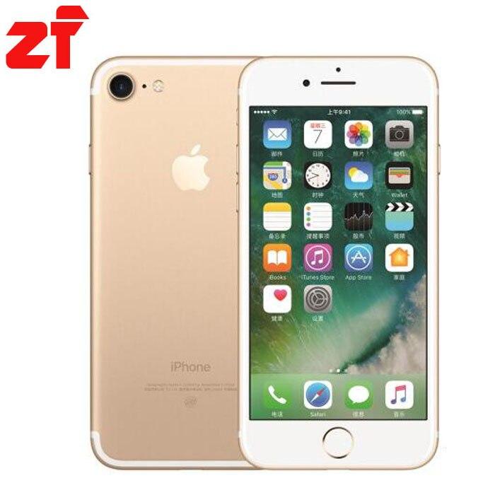 Apple IPhone 7 New Original 2GB RAM 32gb 128GB 256GB ROM IOS 10 LTE Quad Core