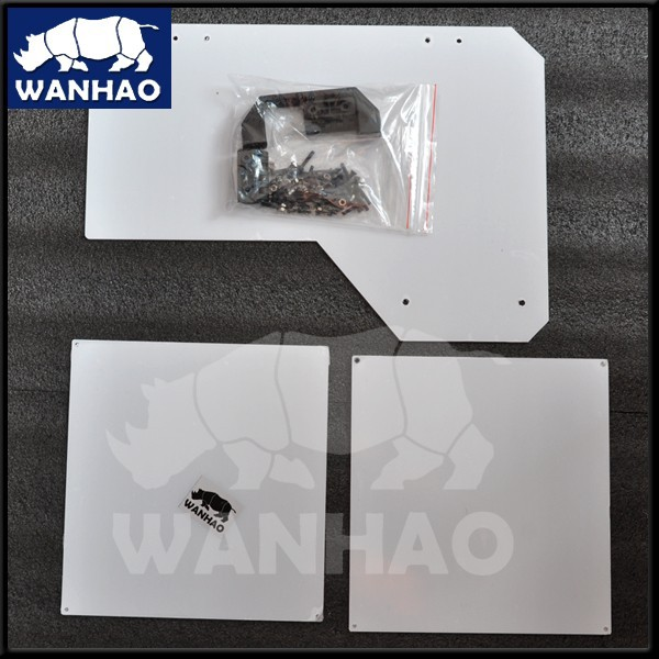цена insulate cover with repairing bag for wanhao 3d printer duplicator 4S ( different from D4X's)