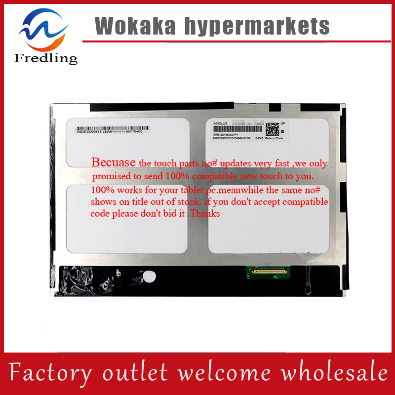 New 10.1 Inch Replacement LCD Display Screen For DEXP Ursus KX110 AVA tablet PC Free shipping new 7 inch replacement lcd display screen for dexp ursus 7m2 3g tablet pc free shipping us $23 00 piece