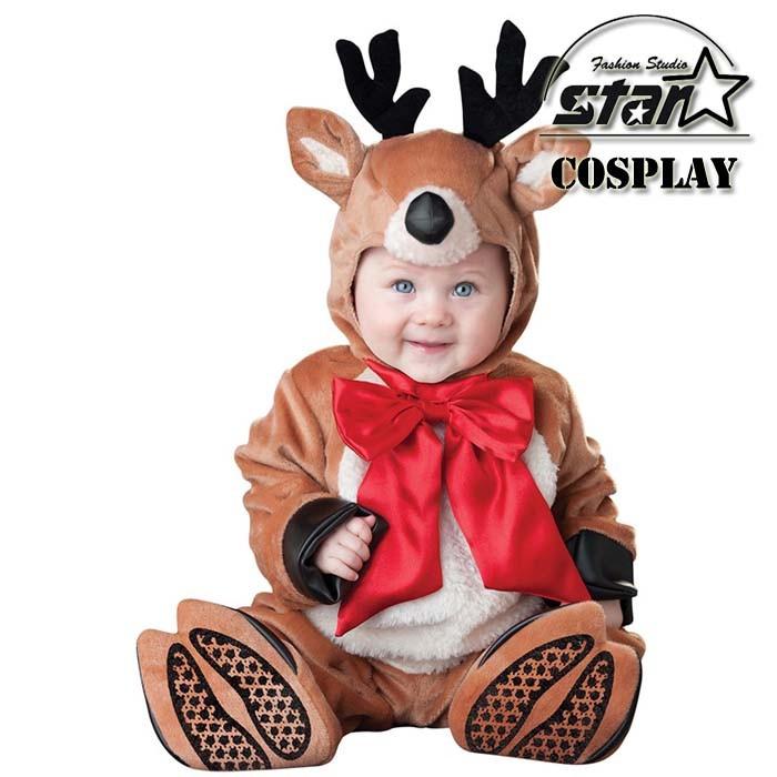 d07cd5264 New Arrival Jumpsuit Christmas Halloween Animal Cosplay Kangaroo ...