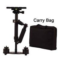 Professional S40 40cm Camera Handheld Stabilizer Steadicam For DSLR Camera Photography Studio Travel Video DV Estabilizador