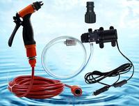 High Pressure Self Priming Electric Car Wash Washer Water Pump 12V Car Washer Washing Machine Cigarette