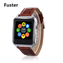 Fuster FM Radio Smart Watch Support TF Card and SIM Card Bluetooth Smartwatch with Camera for Android Smart Phones