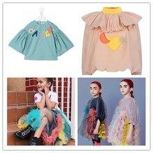 цена girls dresses 2019 kids dresses for girls rasbperry baby girl dresses thanksgiving dress elegant wolf and rita girls clothes онлайн в 2017 году