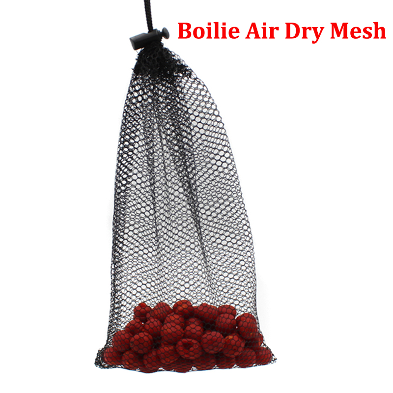 1 PCS Carp Fishing Boilies Air Dry Mesh Bag Carp Bait Bag Holder  Pop Up Board For Boilies Roller Tools Making Accessory Tackle