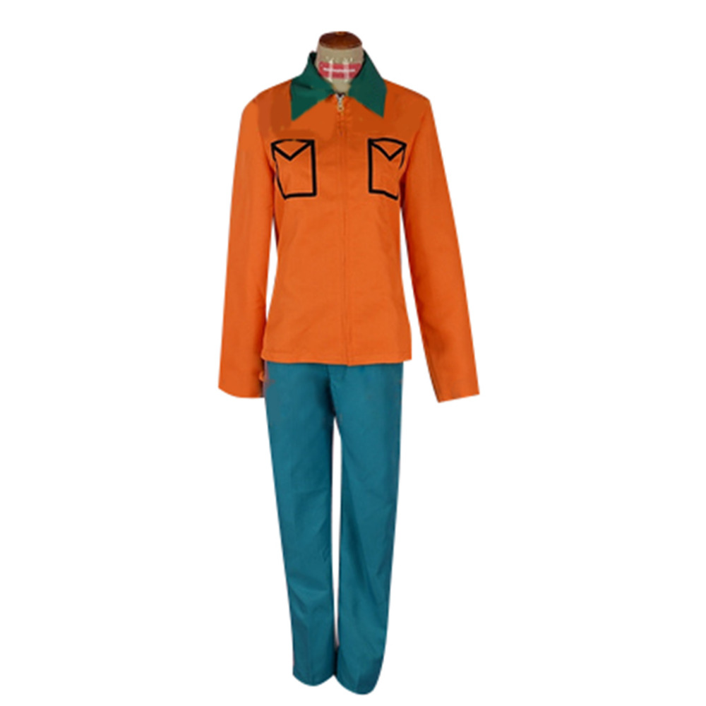 South Park Cosplay Kyle Cosplay Costume Halloween Carnial Cosplay Costume For Men