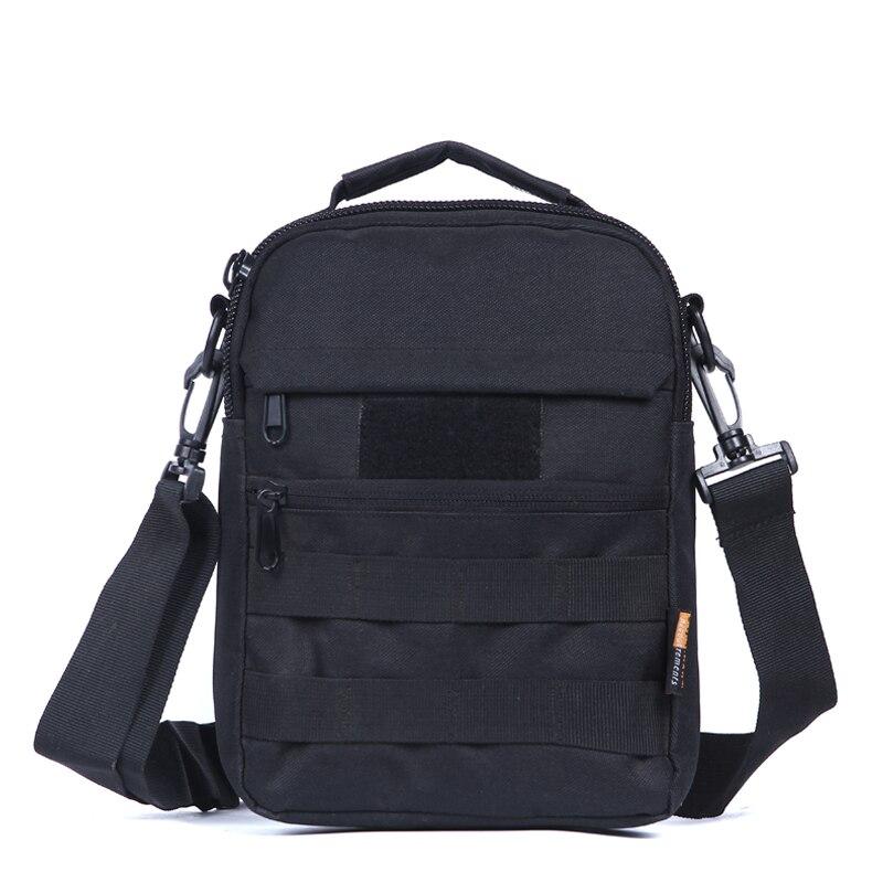2016 Tactics Messenger Bag Nylon Waterproof Material Shoulder Bag Travel Bag Pack Army Military Equipment Handbag