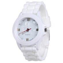 Woman Children Watches 2017 Brand Luxury Fashion Causal Silicone Rubber Jelly Gel Quartz Sports Wrist Watch Relogios Feminino