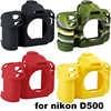 qeento High Quality SLR Camera Lightweight Camera Bag Case Cover for Nikon D500 digital camera