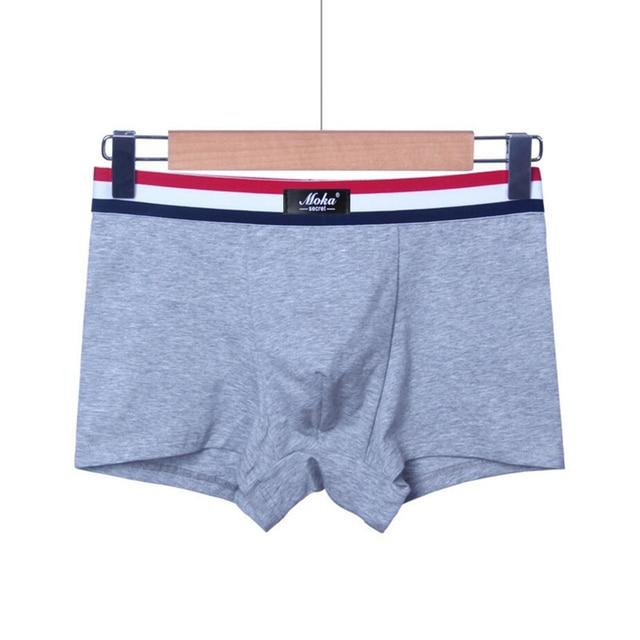 12913bef2df Breathable Men Underwear Boxers Cotton Black Boxer Shorts Calvn Pour Homme  Men Underpants Boxer 365 Men Trunks Spandex BTSM9832