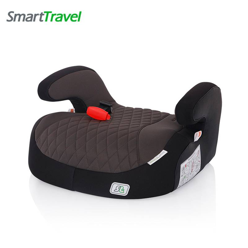 Child Car Safety Seats Bosster Smart Travel Trust FIX, 6-12 years, 22-36 kg, group 3 kidstravel child car safety seats siger olimp fix 3 12 years 15 36 kg group 2 3 kidstravel