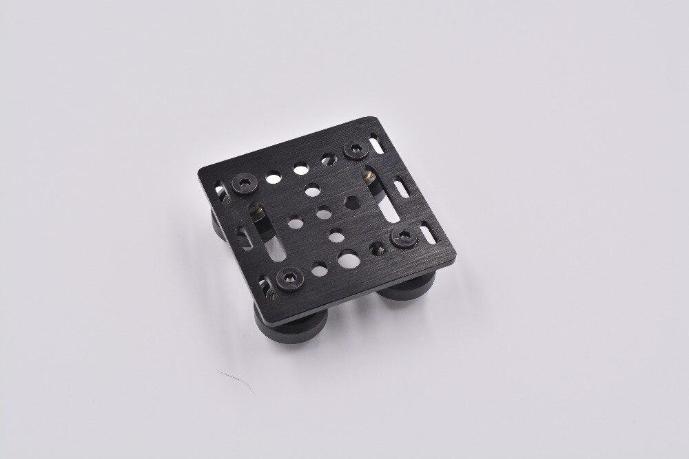 3D Printer part Openbuilds V gantry plat set T3x65.5x65.5 pulley suites for 20 series of aluminum profiles